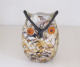Glass Swirl Owl Figurine/paperweight From the Juliana Collection. 38479